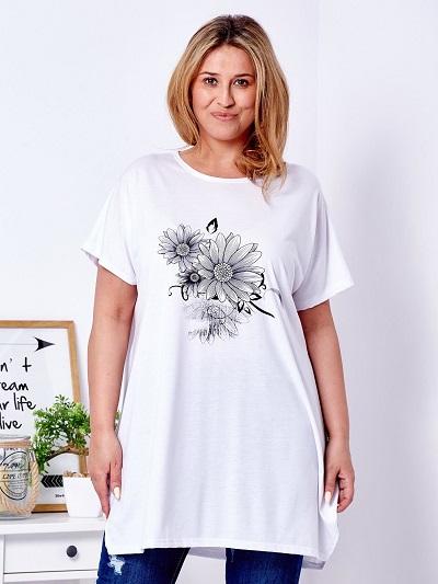 T-shirty plus size – jakie modele wybierać?