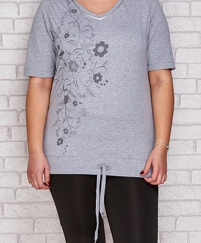 Bluzy plus size – wygoda i wspaniały wygląd