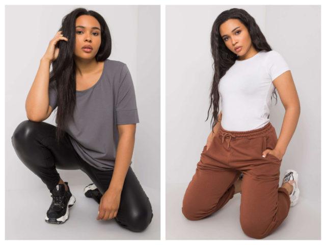 Homewear plus size – przegląd modnych ubrań po domu